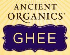 Ancient Organics, Organic Ghee