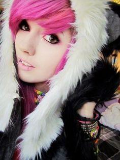 hair color :3