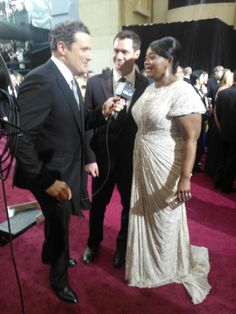 Octavia Spencer!!