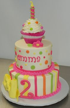 K's birthday - Cake idea