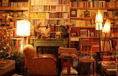 amazing book room