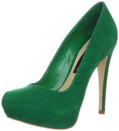 Amazon.com: STEVEN by Steve Madden Women's Vyperr Pump: Steven by Steve Madden: Shoes