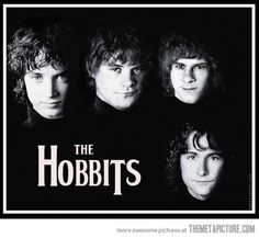 Live at Mordor: The Hobbits