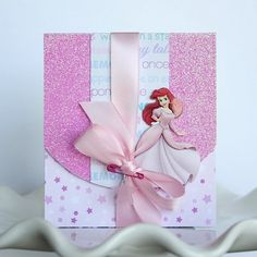 Wow, amazing Ariel card