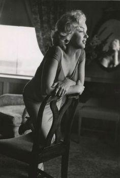 Marilyn Monroe. Photo: Ben Ross, 1953.