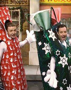 Justin Timberlake, Jimmy Fallon Reunite on Saturday Night Live: Watch the Video