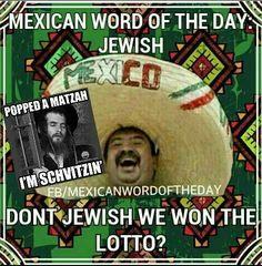 Mexican word of the day funni stuff, joke board, jokes word of the day, mexican word