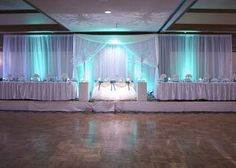 emeralds, emerald inspir, wedding receptions, lighting, colors, weddings, head tabl, recept idea, headtabl