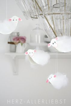 easy sheep craft