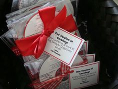 Marci Coombs: neighbor gift ideas..love her ideas..the gumballs rock!