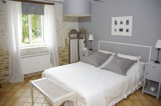 Deco chambre parentale on pinterest taupe decorations and plaid - Decoration chambre parentale ...