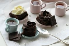 Passion 4 baking » After Eight Brownies