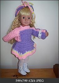 Free Crochet BARBARA ANN Pattern: http://www.crochetville.org/forum/showpost.php?p=1814889&postcount;=1