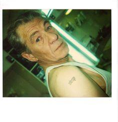 Viggo Mortensen Lord Of The Rings Tattoo Literary Tattoos I Lov...