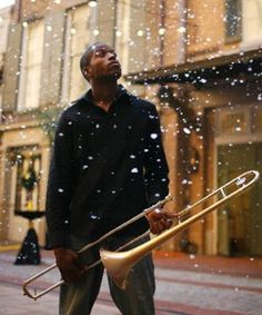 The one and only Trombone Shorty