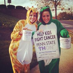 Penn State THON collection drive