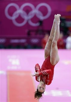 30 Inspiring Action Photos Of The U.S. Women's Gymnastic Team, Worthy Of A Gold Medal. #gymnastics