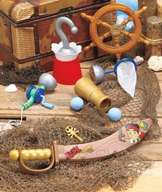 Jake and the Never Land Pirates Accessories