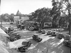 College Street 1950