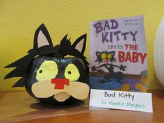 Bad Kitty picture & chapter books by Nick Bruel
