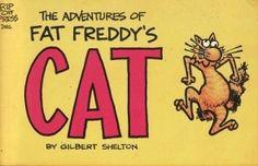 Fat Freddy's Cat