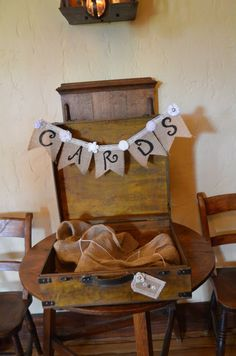 Gift card vintage suitcase - Old Glory Ranch