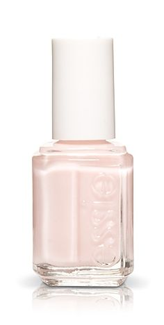 The only nail polish I ever use. Essie's Ballet Slippers.