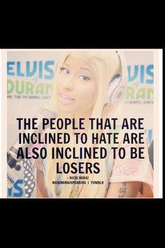 Nicki Minaj..Quotes