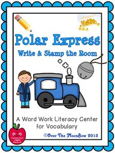 This fun, Polar Express themed activity pack will help your students practice reading, writing, & vocabulary; A perfect complement to your h...