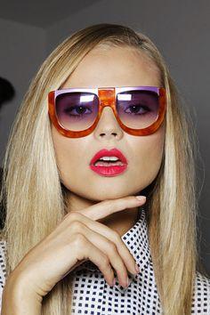 love the sunglasses.