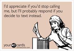 Yes. True.