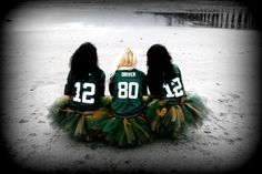 Packers AND Tutus!