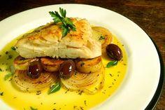 Bacalhau assado com batatas » Amando Cozinhar