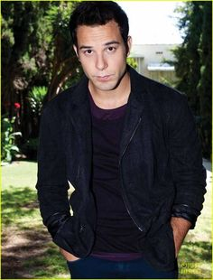 Skylar Astin: Pitch Perfect - The man has a voice, and what girl doesn't like a guy that can serenade her?!
