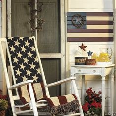 covered country porch...love