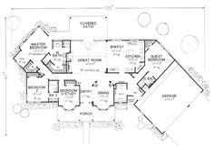 The Blanco House Plan