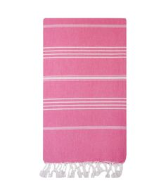 Turkish Towel — Pink
