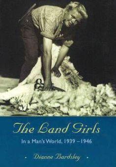 Workday Wednesday: Land Girls #genealogy #familyhistory