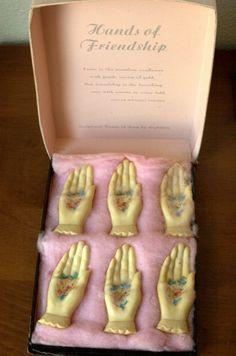 Lightfoot Soap Hands of Friendship by bridgecitybazaar on Etsy, $50.00