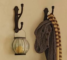 Overscaled Hook #potterybarn