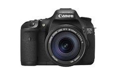Canon EOS 7D Digital SLR Camera 18-135mm Lens Kit Black 18.0 MP Digital Camera $1739.95