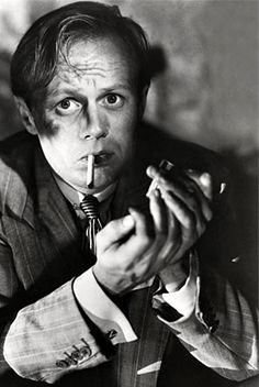 Richard Widmark in Night and the City (Jules Dassin, 1950)