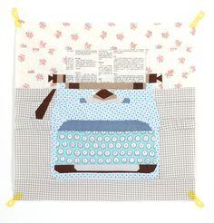 foundation paper piecing paperpiec, foundat paper, messyjess, london, mini quilts, minis, foundation, paper piec, quilt blocks