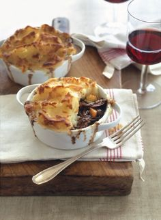 Short Rib Shepherd's Pie