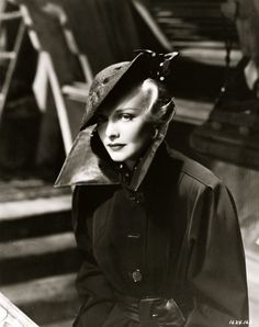 Madeleine Carroll the first of Hitchcok's devastatingly beautiful blondes.