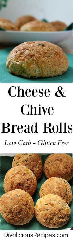 Cheese chive bread r