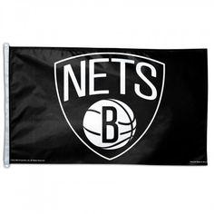 Brooklyn Nets 3x5 Flag   Nets Store