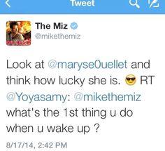 Miz and Maryse