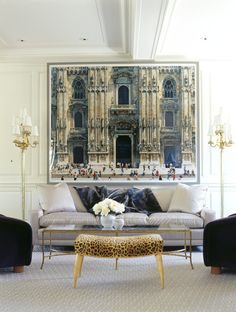 Living Room - William Abranowicz | 1stdibs Photo Archive Search