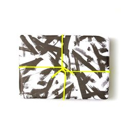 Brush Stroke Wrap |